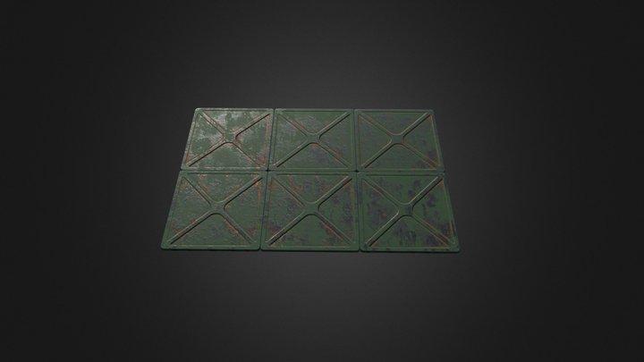 Floor 3D Model