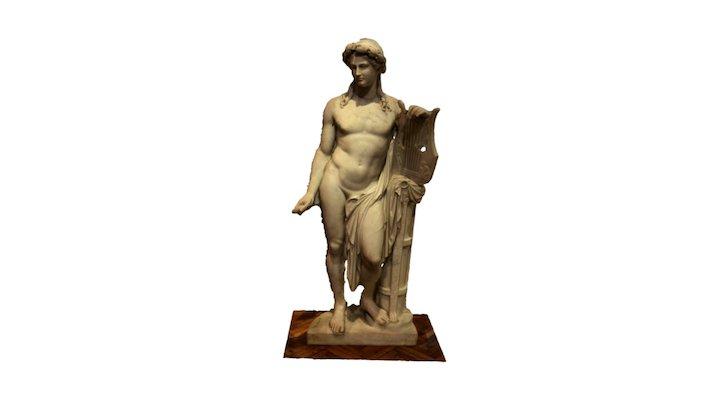 Pierre replica #10 (Joel Riff) 3D Model