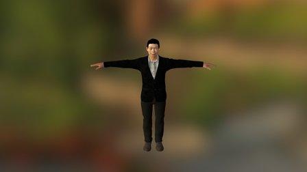 L Friend 2 3D Model