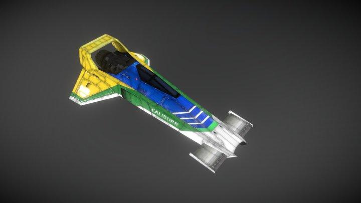 Caliburn R01 (2144) 3D Model