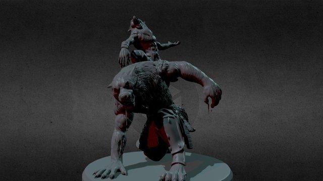 Berserk 3D Model