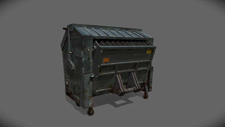 Port_4_Prop 3D Model