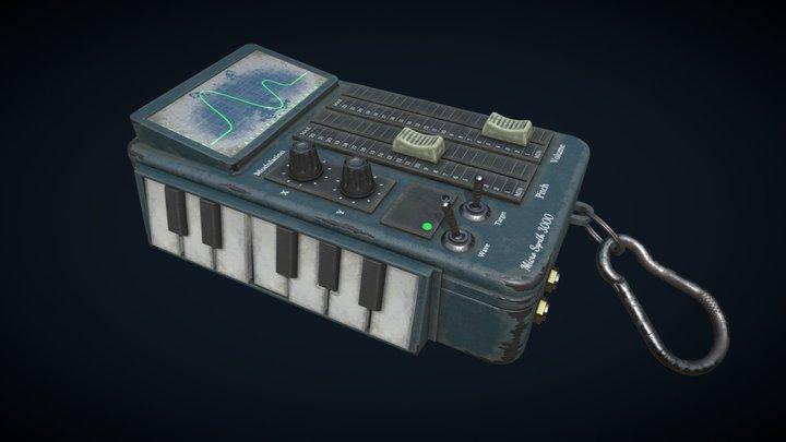 Mirco Synth 3000 3D Model