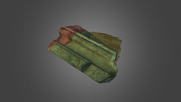 Nidaros Cathedral - Dora Block Dataset 3D Model
