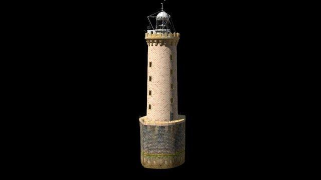 Kereon lighthouse 3D Model