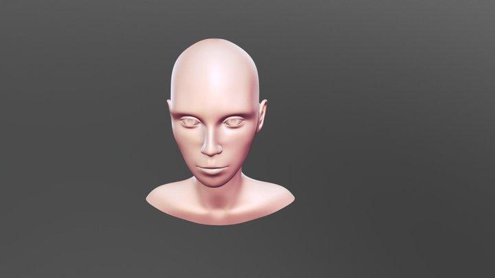 Selfie v5 3D Model