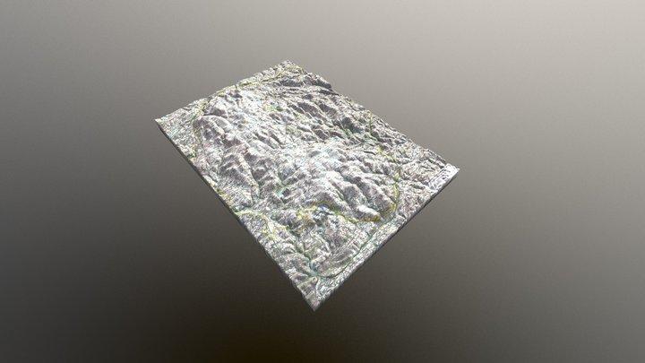 DARTMOOR MODEL 3D Model