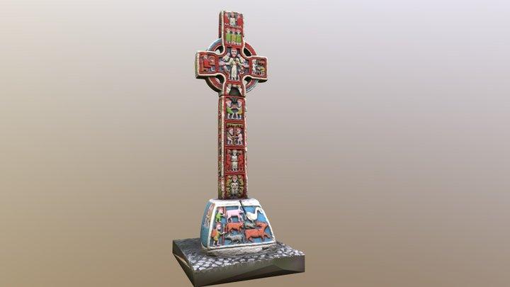Cross1 Photographic 3D Model