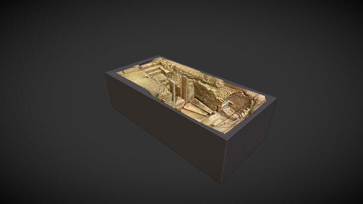 Hypogée des Dunes de Poitiers 3D Model