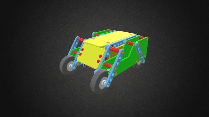 Centau Sauro X 3D Model