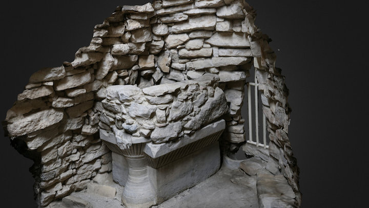Su Mulinu - Villanovafranca (CA) 3D Model