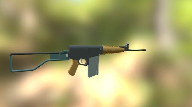GRAM 63 3D Model
