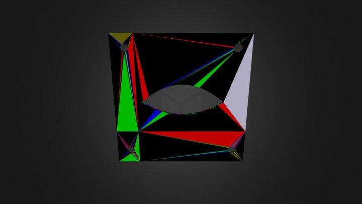 deiforming 3D Model
