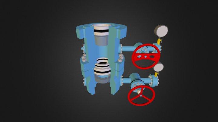 okk_3.5.8 3D Model