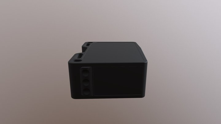 LASER OM70 11112069 3D Model