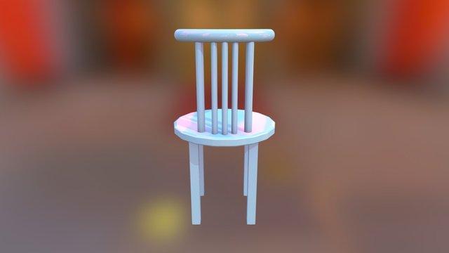 3dsmax - chair 3D Model