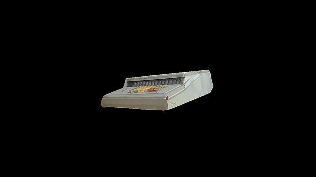 iskra-121 3D Model