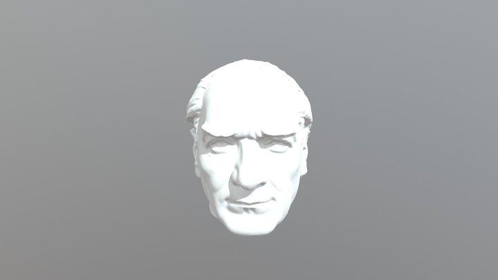Atatürk 3D Model