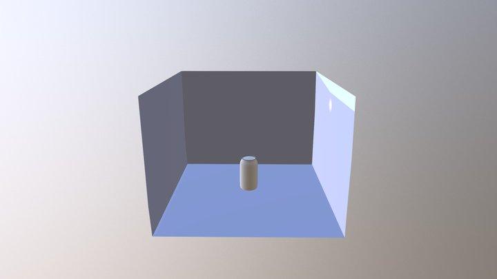 Espacio Lata 3D Model