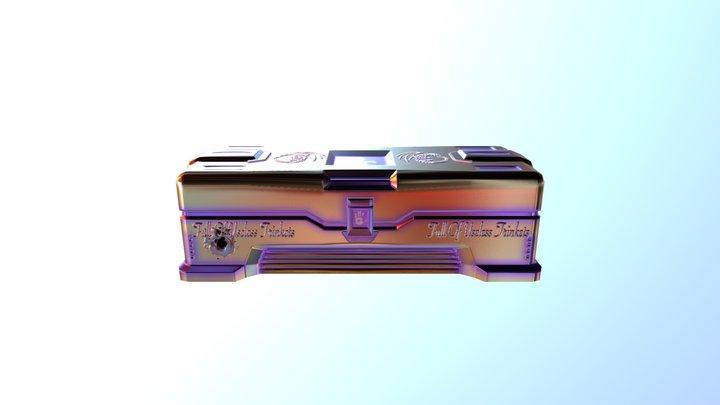Crate V3 3D Model