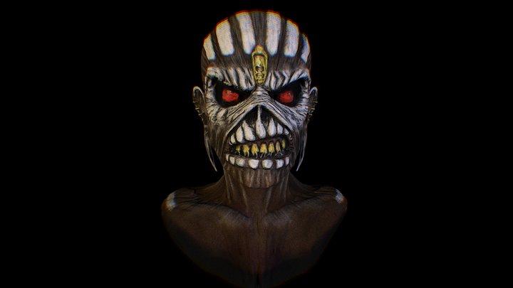 Eddie (Sculpt+ iPad Pro) 3D Model
