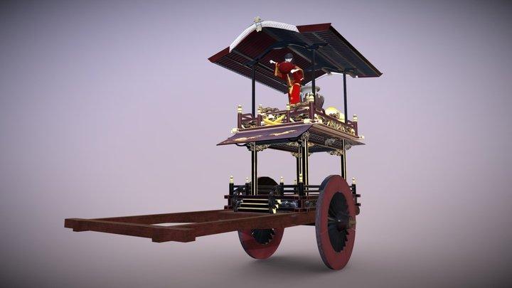 Oshagiri 3D Model