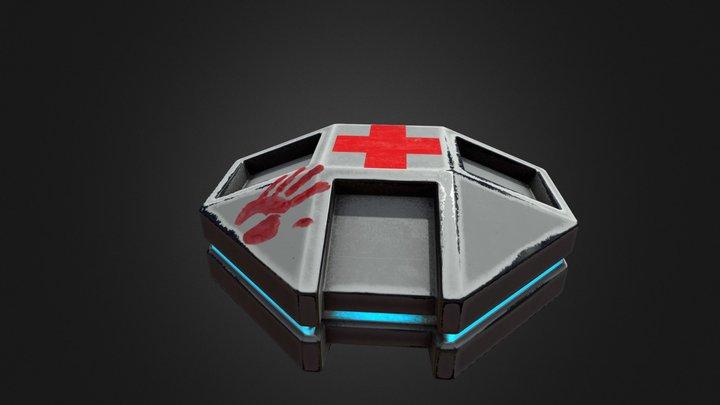 Healthkit 3D Model