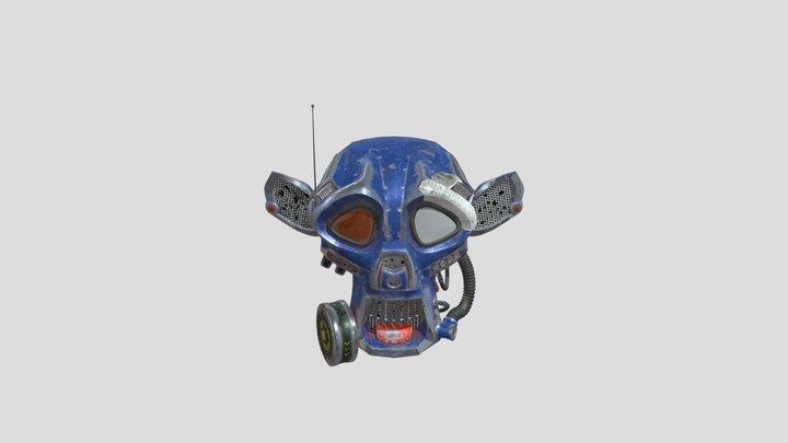 pbr-test001 3D Model