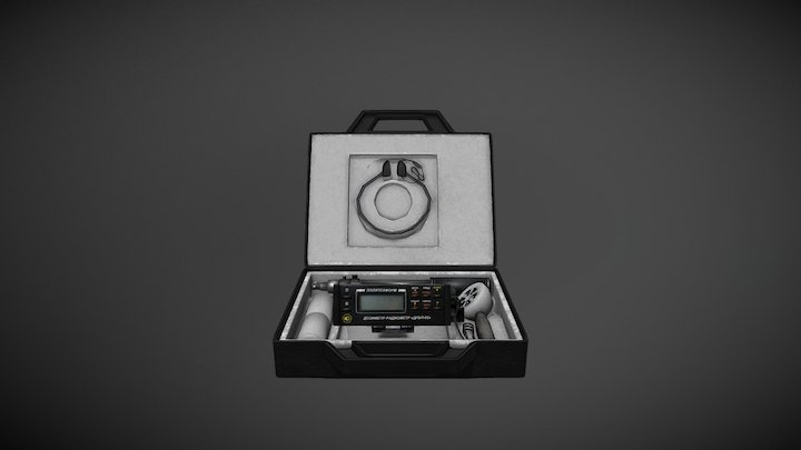 DRBP-03 3D Model