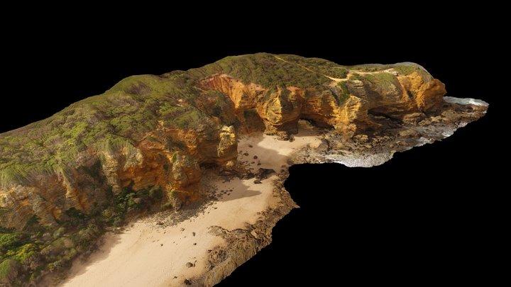 Split Point, Victoria (Australia) 3D Model