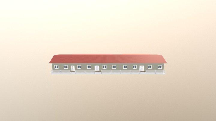 15 units 3D Model