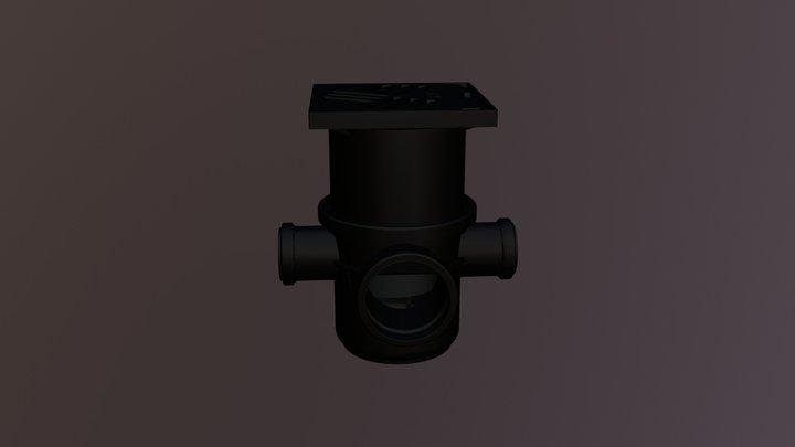 Gali Trap 001 3D Model