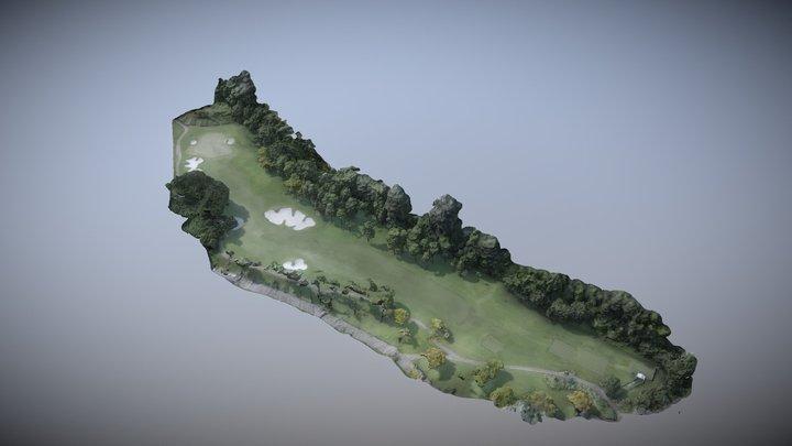Serapong - Hole 01 3D Model