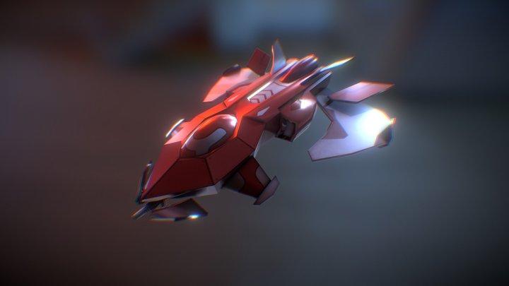 PA3 3D Model