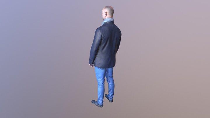 MIKE 3D Model