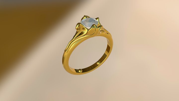matt wheeler ring 3D Model
