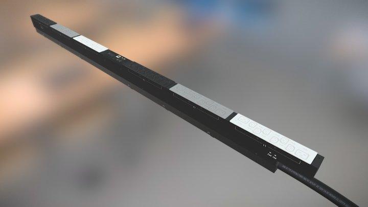 PDU 3D Model