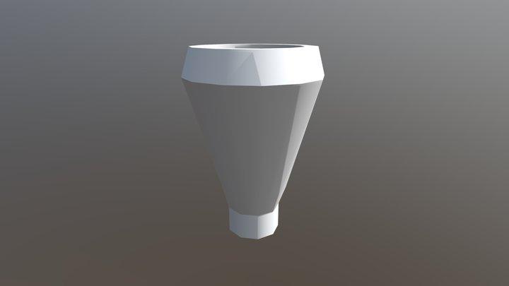 Smoke Stack 3D Model
