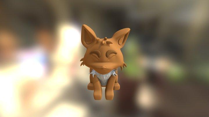 Foxy! 3D Model
