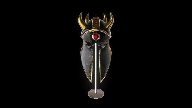 Crown of the Cyclops King 3D Model