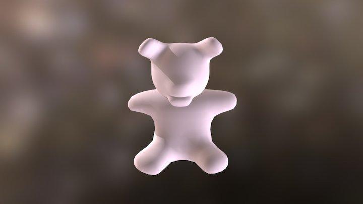 Teddy Jones 3D Model