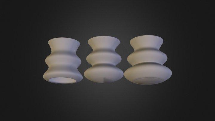יונס דימה - שמפו אסמבלי פארט 3D Model