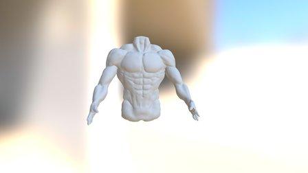 Руки-крюки 3D Model