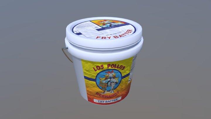 LosPollosHermanos bucket 3D Model