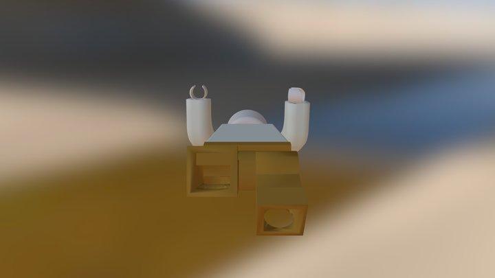 Assembly1 3D Model