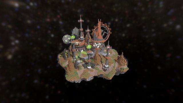 SciFiHub.schematic 3D Model