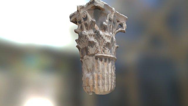 Pillar Top 3D Model