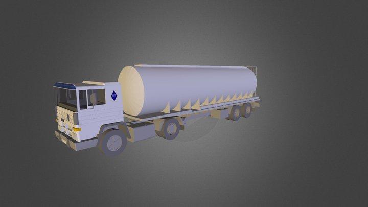 trailer 3D Model