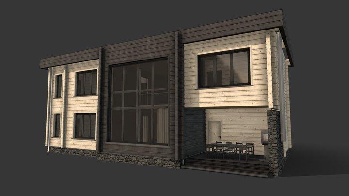 Проект дома_1.0 3D Model