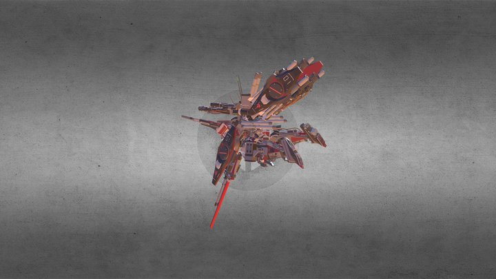 VMF Assault Mk 2 3D Model